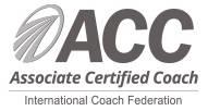 coach certifiée ACC par ICF